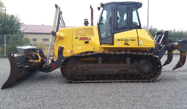 NEW HOLLAND D180LT PAT