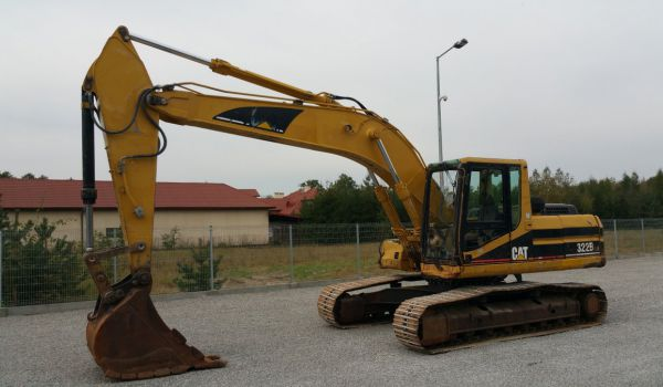 CATERPILLAR 322BLN